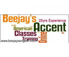 Effective Coaching Online for Beejays Accent Reduction Training