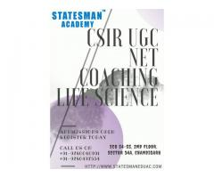 Statesman Academy - UGC NET Coaching in Chandigarh