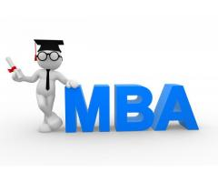DO YOU WANT TO GAIN A MBA BY SITTING AT YOUR HOUSE